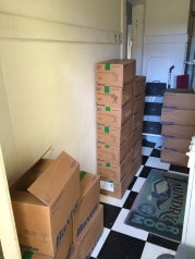 More boxes ...